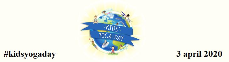 kinder yoga dag