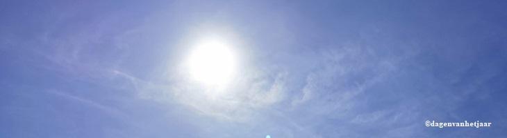 nationale zonnebrandcrèmedag