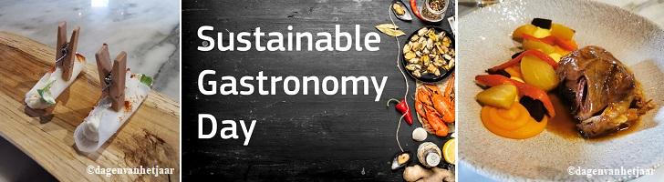 ondersteunen duurzame gastronomie