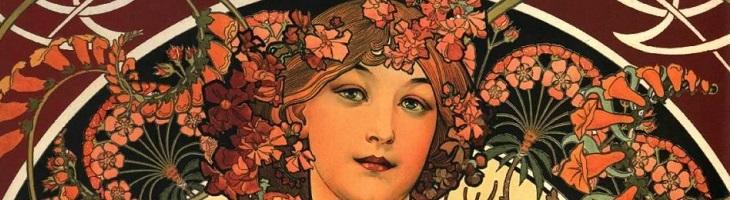 belichten Wereld Art Nouveau Dag