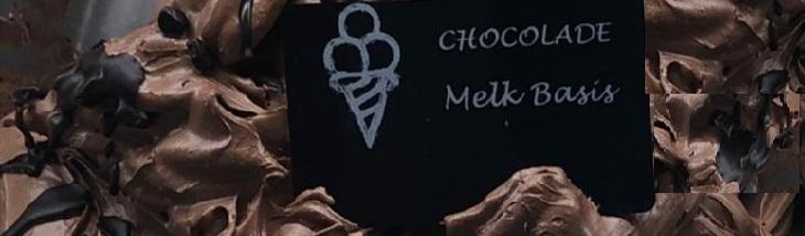 laten zien chocolade-ijs
