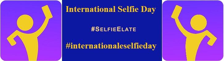 ondersteunt international selfie day