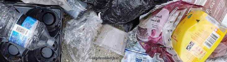 ter ondersteuning van Zero Plastic Week