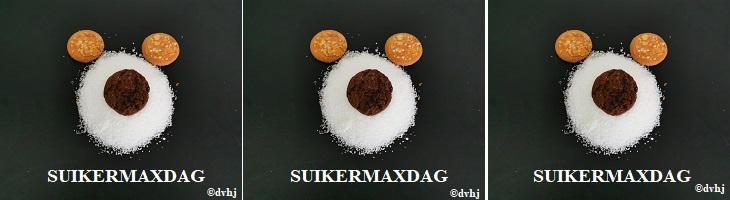 ondersteunt Suikermaxdag
