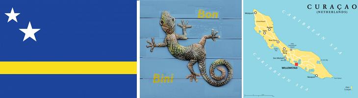 uitlichten dag van de vlag Curaçao