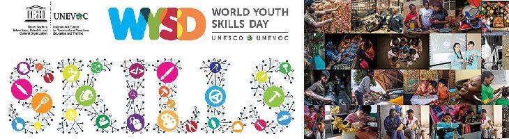uitlichten wereld jonge talentendag
