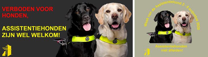 doel is ondersteunen week van de assistentiehond