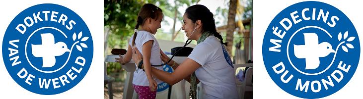 doel is ondersteuning dokters van de wereld