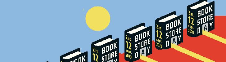 foto ondersteunt blog bookstore day