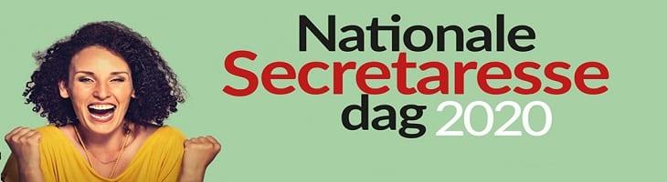 foto onderesteunt nationale secretaresse dag