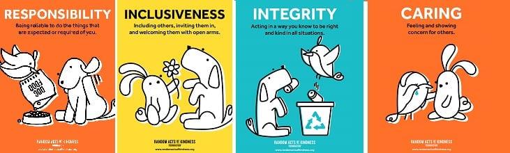 afbeelding versterkt wereld vriendelijkheid dag