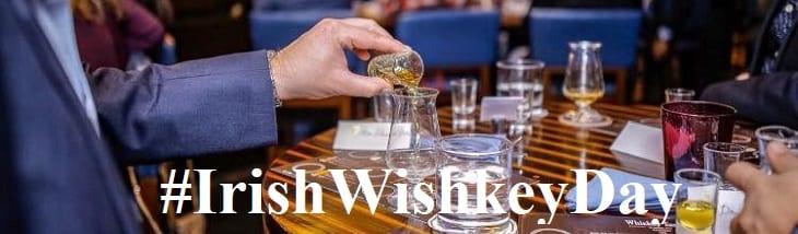 afbeelding versterkt Irish Whiskey dag