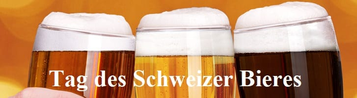 afbeelding versterkt Dag van het Zwitsers Bier