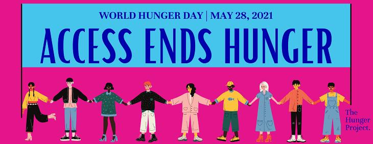 afbeelding versterkt wereld honger dag