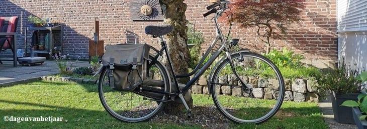 afbeelding versterkt wereld fiets dag