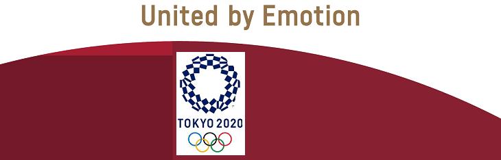 afbeelding versterkt olympische spelen tokio
