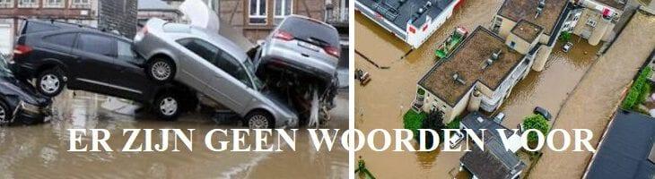 afbeelding versterkt overstromingen