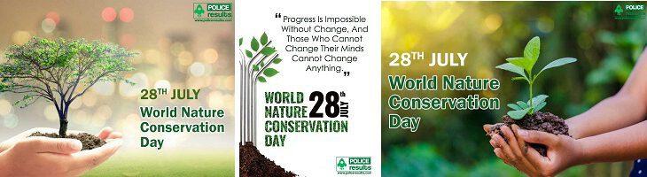 afbeelding versterkt wereld natuurbescherminigsdag