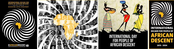 afbeelding versterkt afrikaanse afkomst