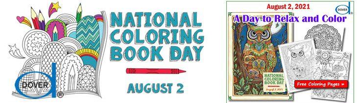 afbeelding versterkt kleurboeken dag