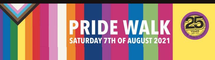 afbeelding versterkt Pride Walk Amsterdam