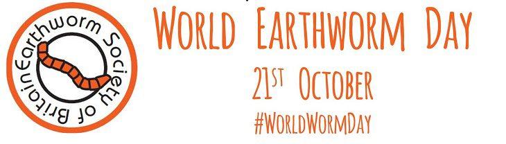 afbeelding versterkt wereld regenwormen dag