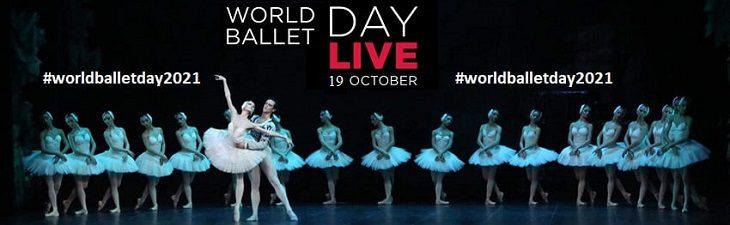 afbeelding versterkt wereld balletdag